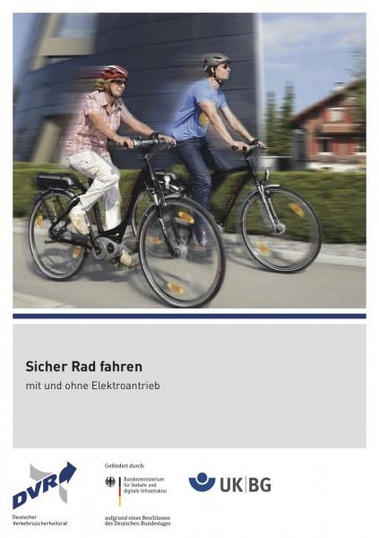 Sicher Rad fahren