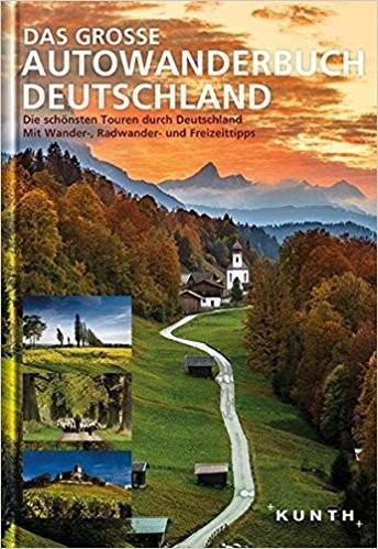 Autowanderbuch Deutschland