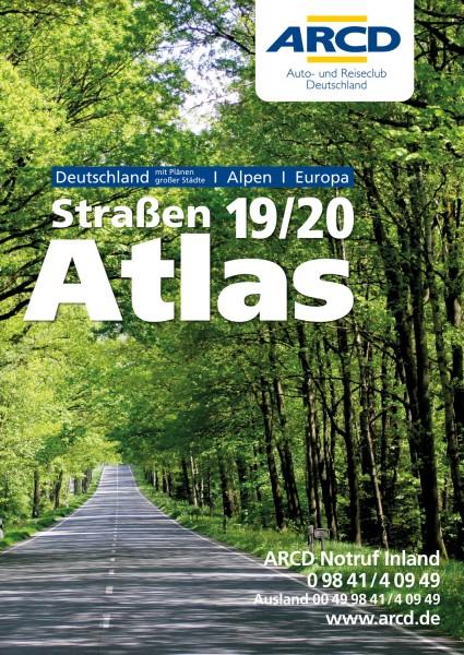 Straßenatlas 2019/2020