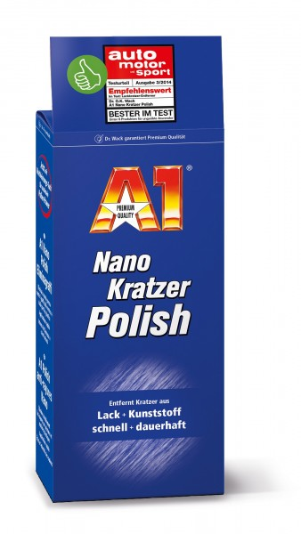 Nano Kratzer Polish A1