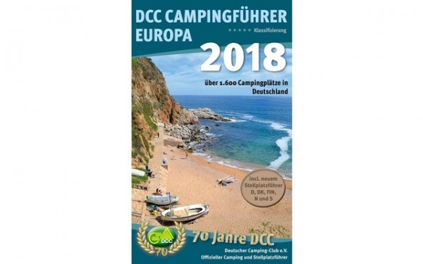 DCC-Campingführer 2018