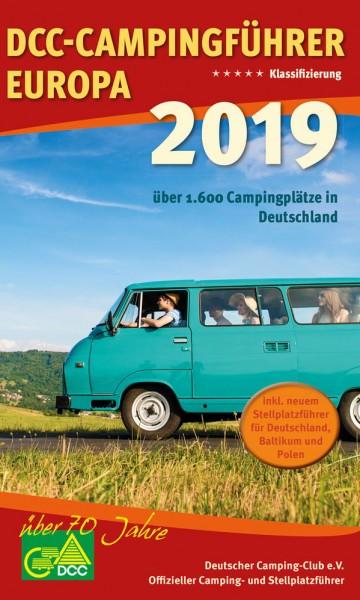 DCC-Campingführer 2019